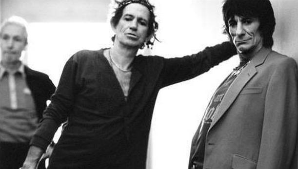 Keith Richards a Ronnie Wood