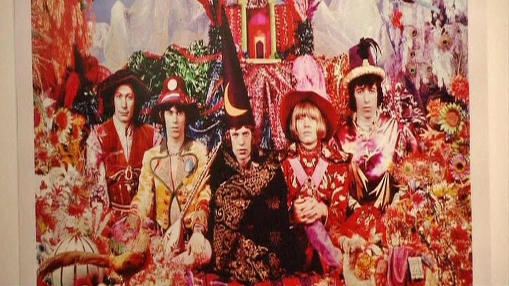 Newyorská výstava fotografií přibližuje 50 let Rolling Stones