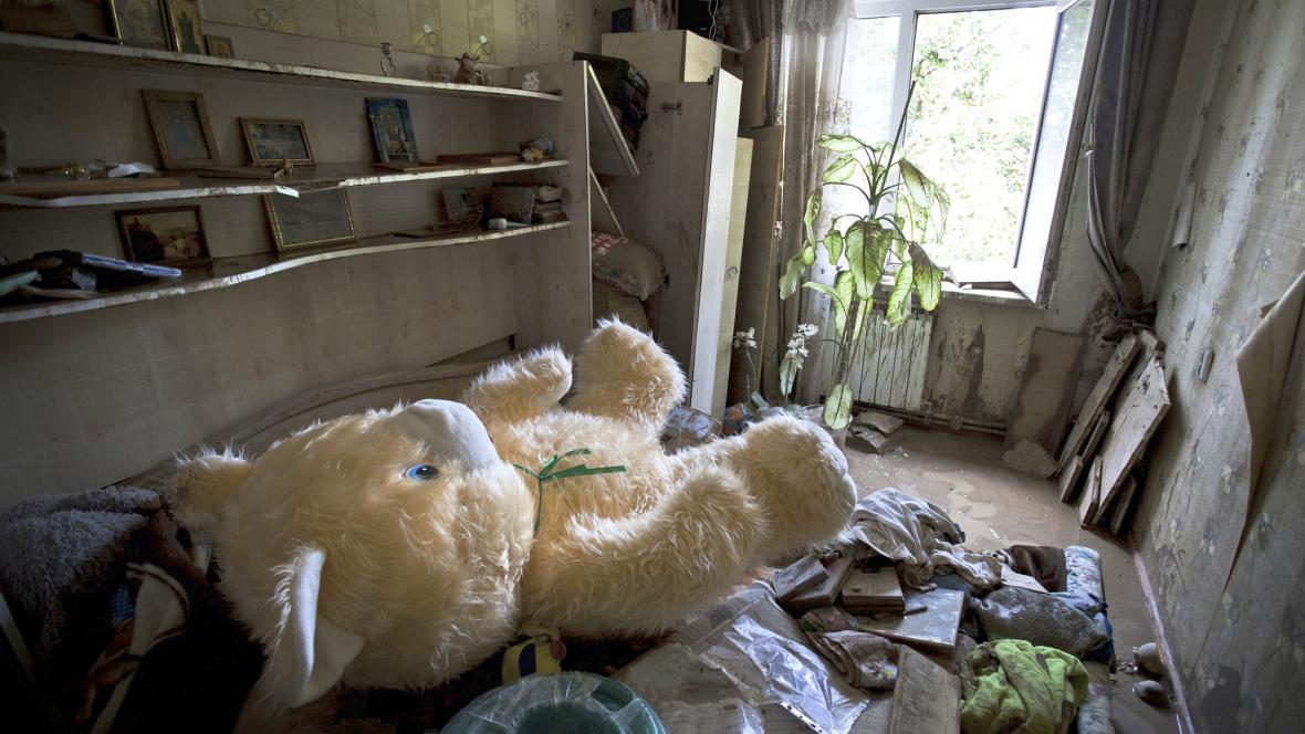 Následky záplav v Rusku