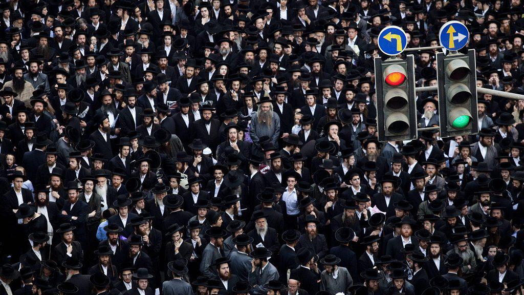Ortodoxní židé v Izraeli