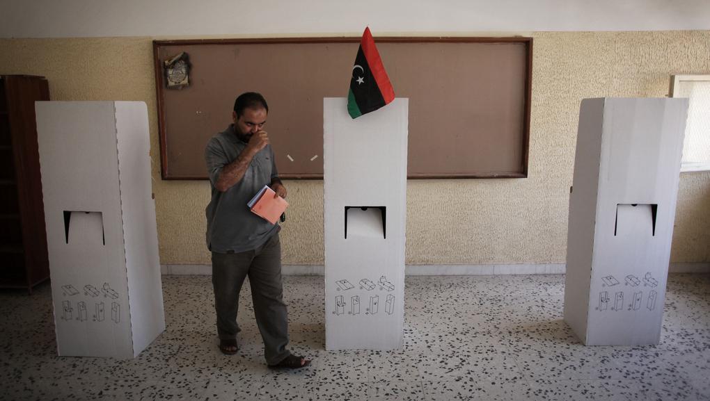 Volby v Libyi