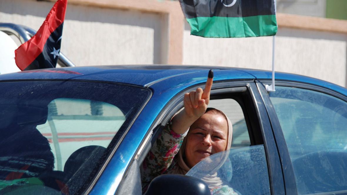 Libyjské volby
