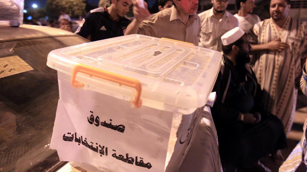 Volební protesty v Benghází