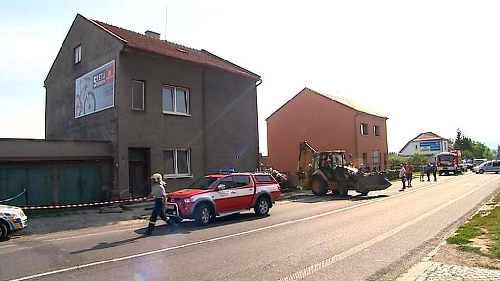 Dvě tragické události se staly v Hranicích na Moravě.