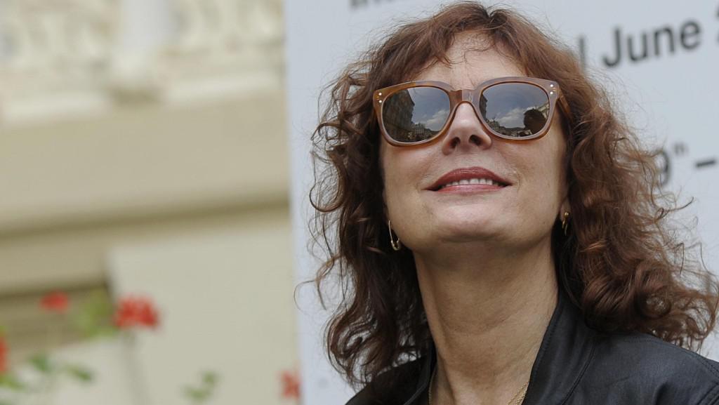 Susan Sarandonová na 47. MFF Karlovy Vary