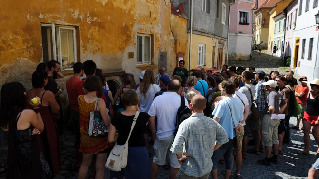 Festival je věnován propagaci židovské čtvrti