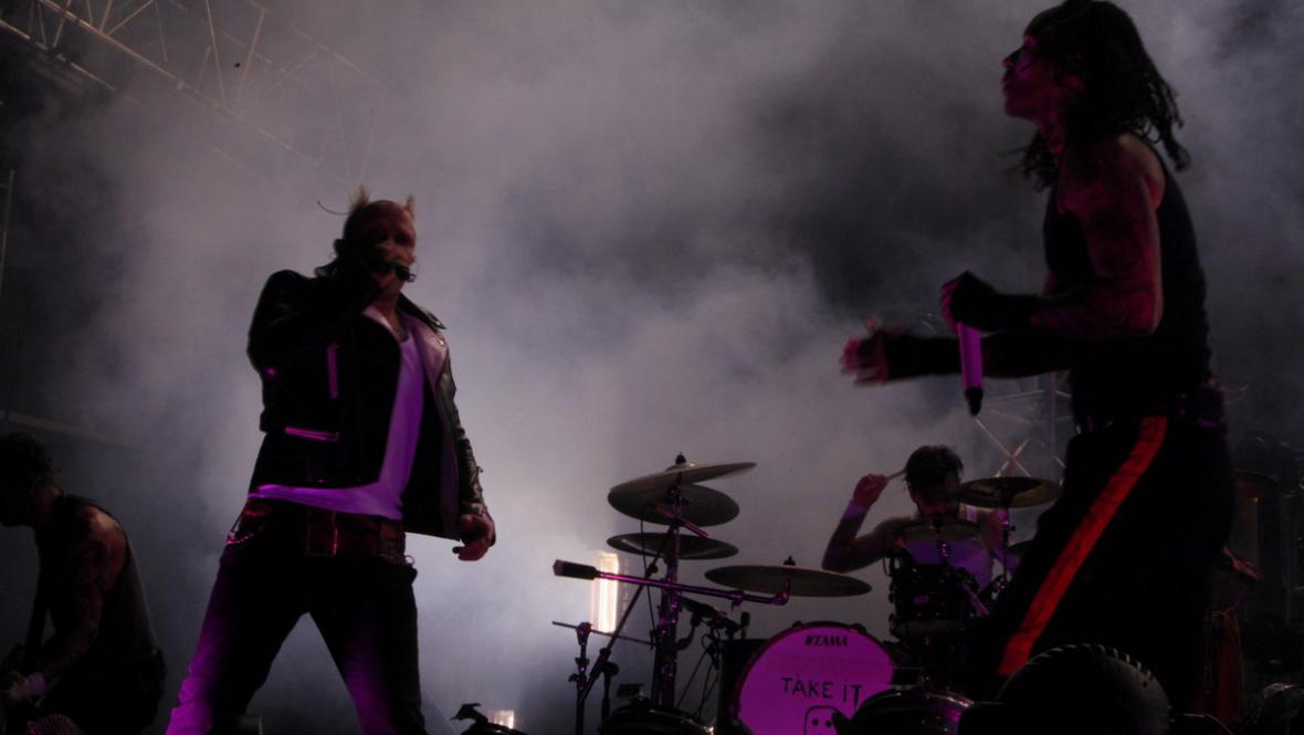 The Prodigy na Rock for People