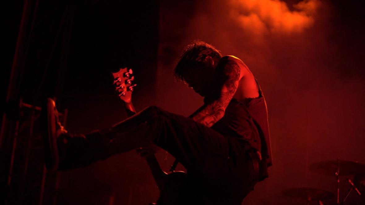 Ďábelský kytarista Prodigy