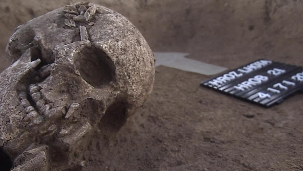 Kostry pocházejí z doby bronzové