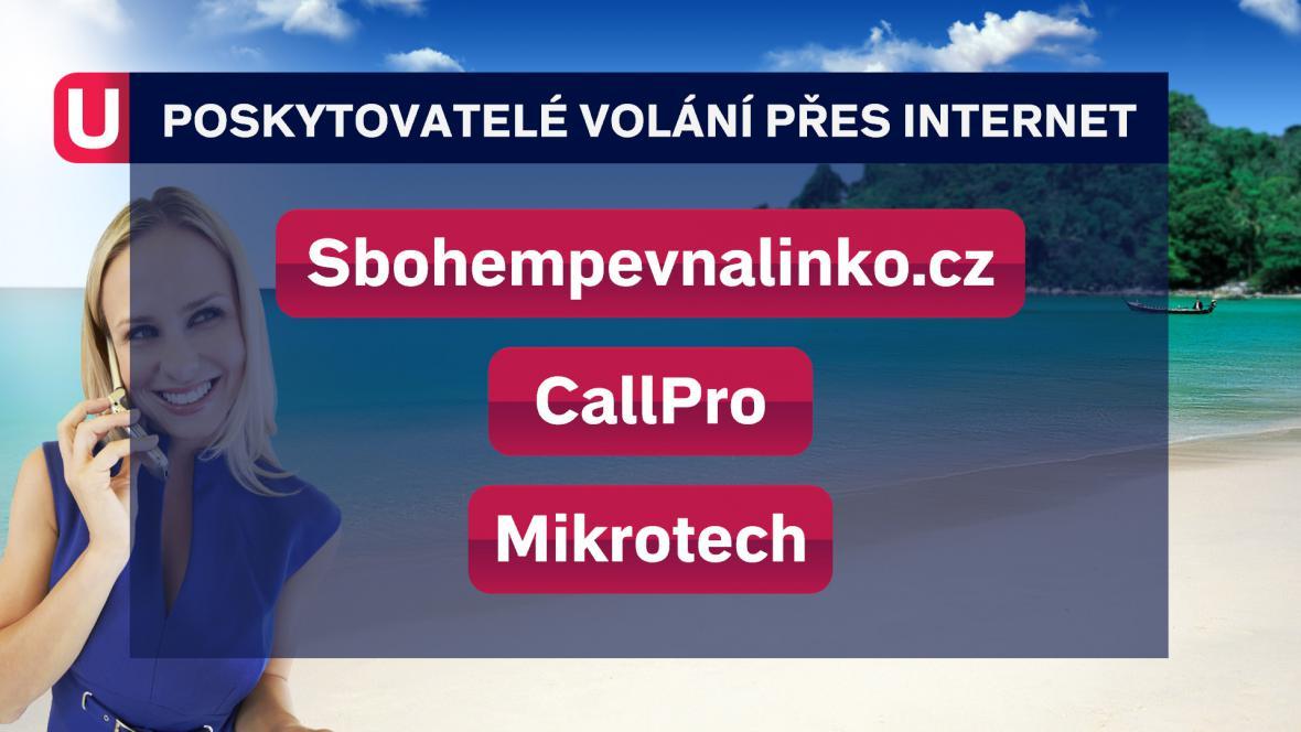 Volání přes internet