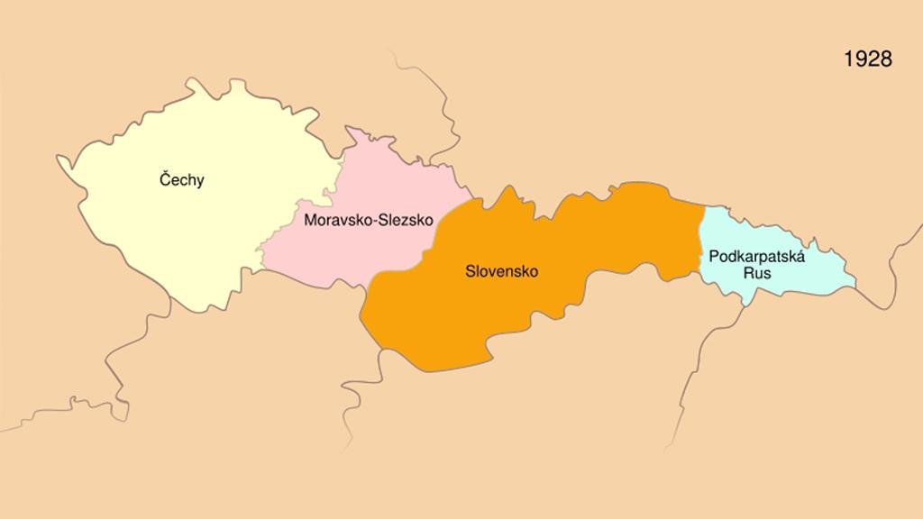 Československo po roce 1928