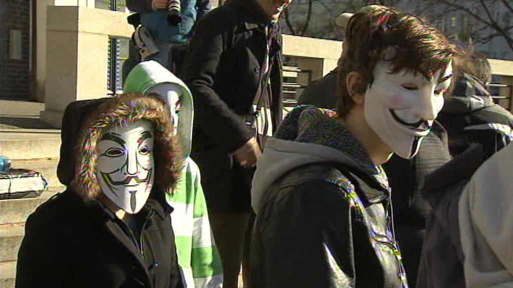 Protesty proti ACTA