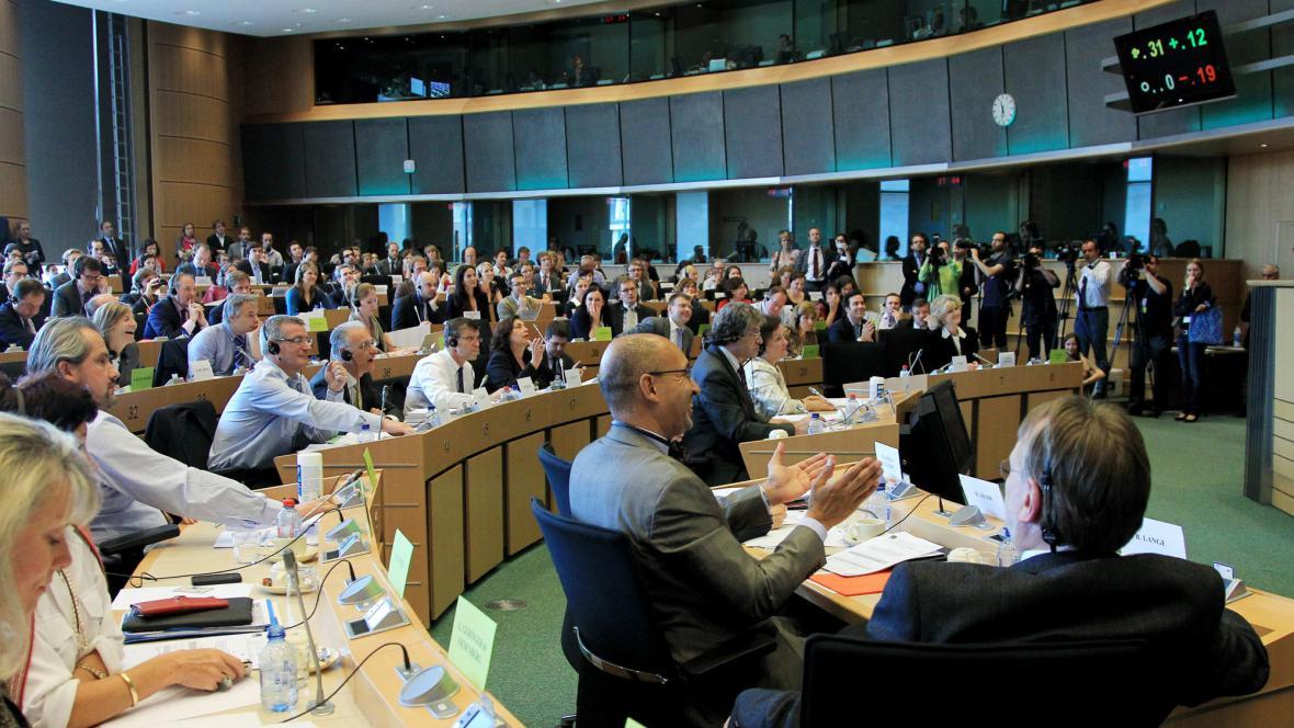 Výbor pro mezinárodní obchod