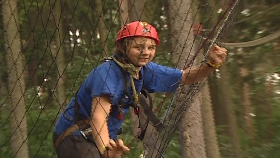Mladí skauti si užívají více adrenalinu než jejich předchůdci