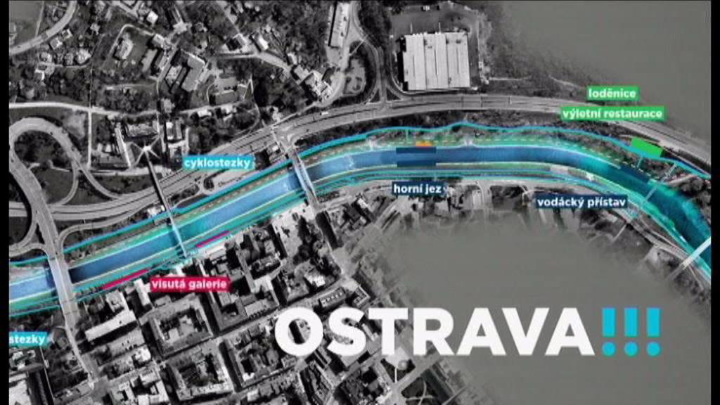 Revitalizace Ostravice