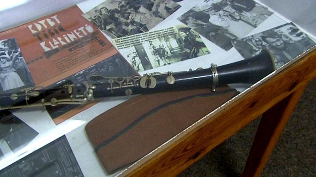 Expozice Kdyby tisíc klarinetů