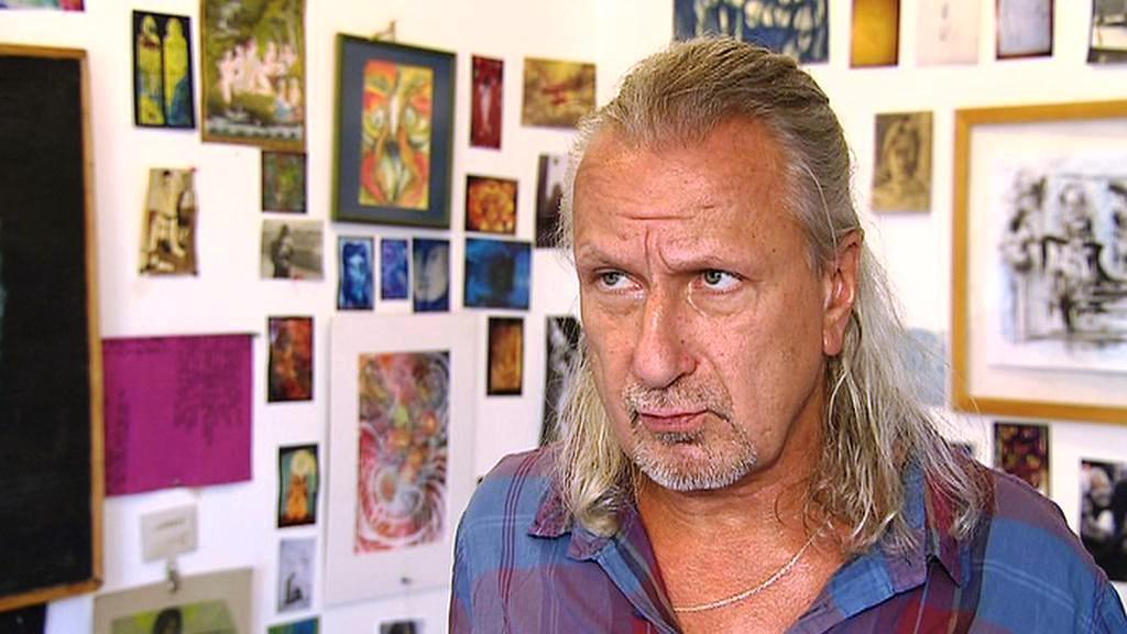 Psychiatr Martin Jarolímek