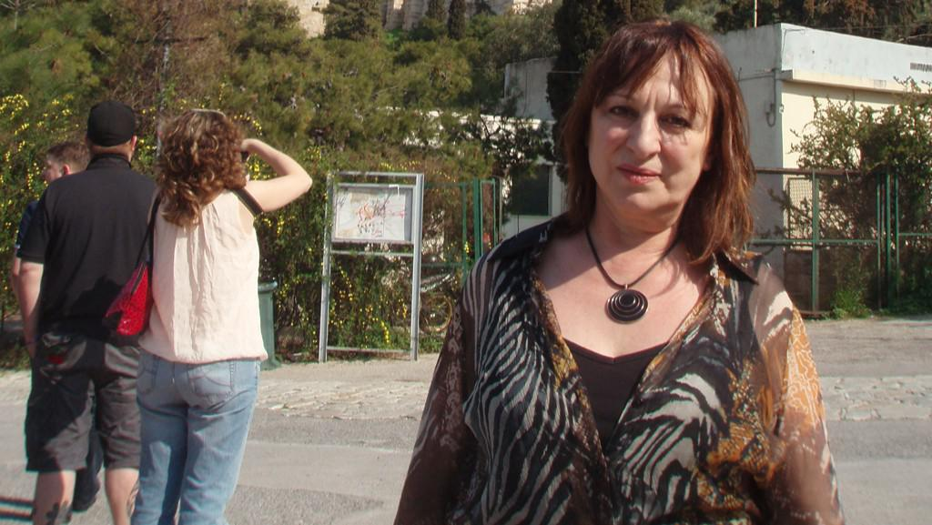 Řecko očima Marthy Elefteriadu