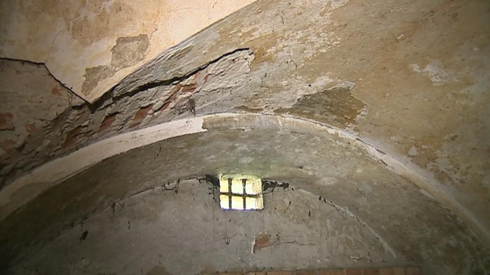 Masné krámy jsou poničené, nutně potřebují rekonstrukci