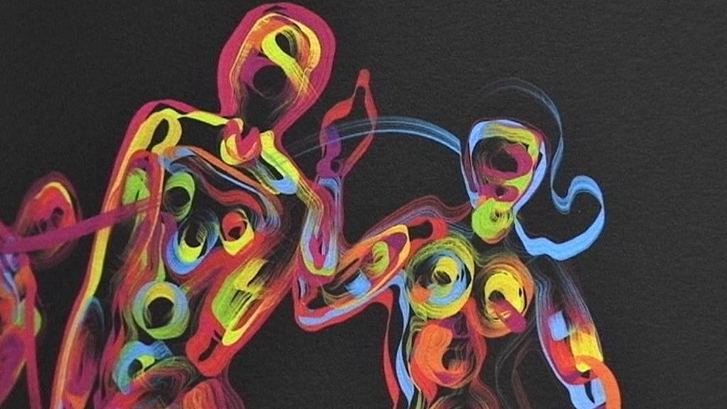 Obraz Painting Fool