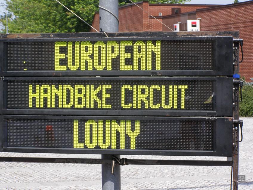 Evropský pohár ručních kol v Lounech