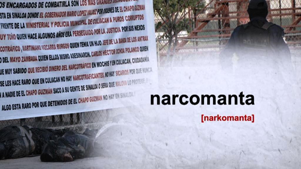 Narcomanta