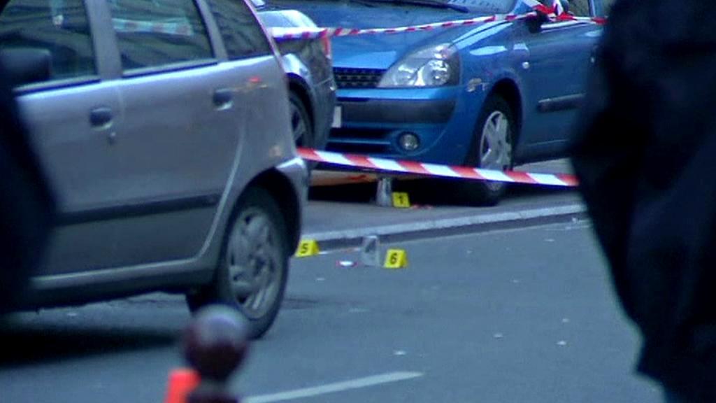 Střelba před diskotékou v Lille