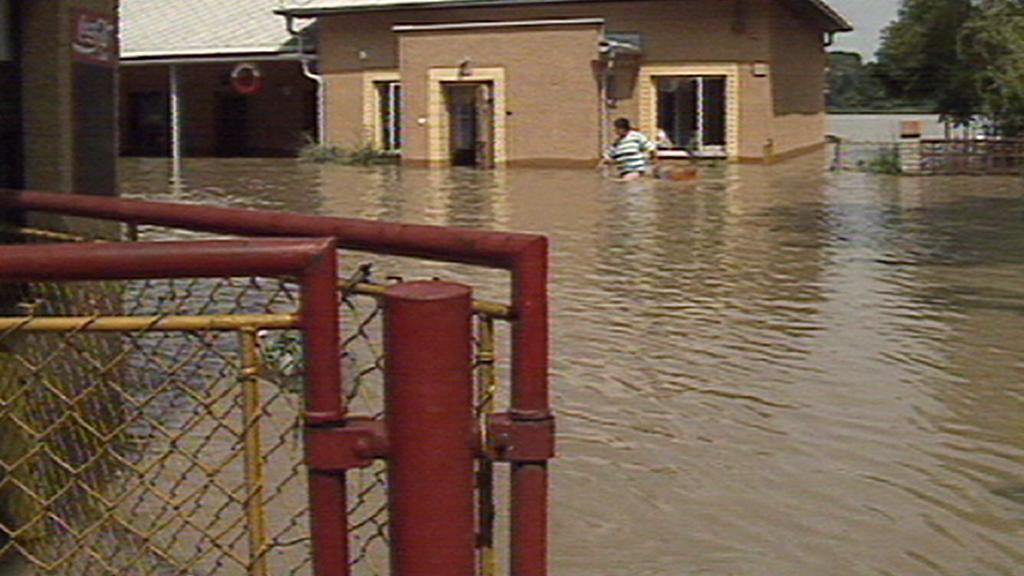 Povodně v roce 1997