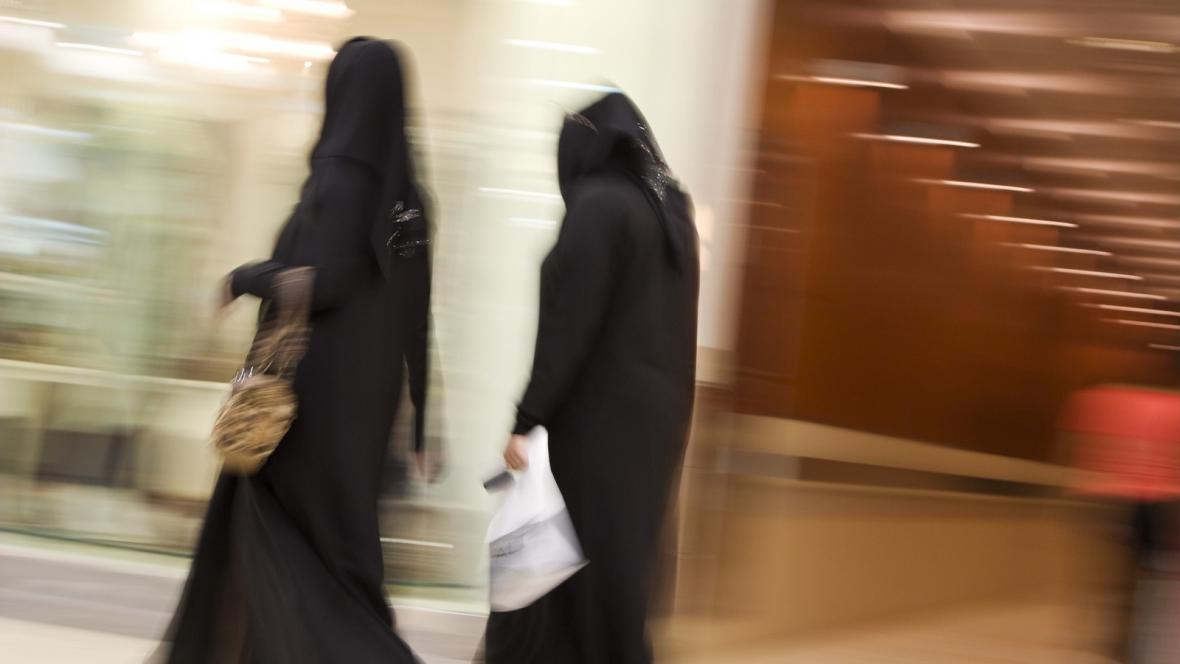 Emirátské ženy