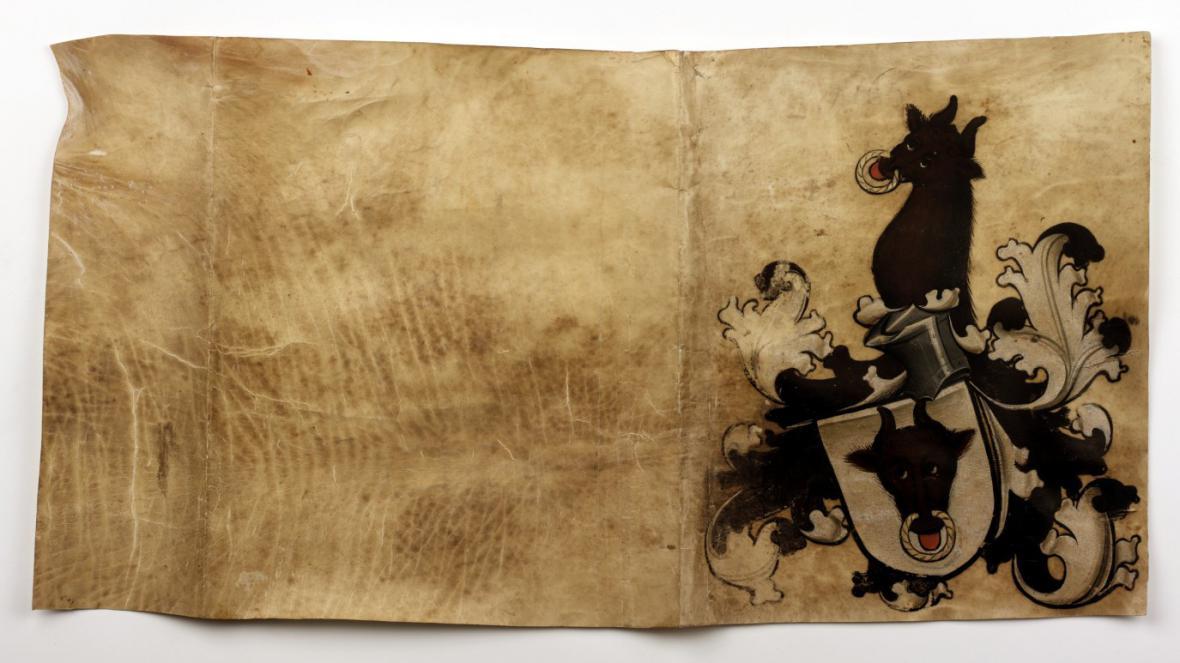 Moravské zemské desky (1466)