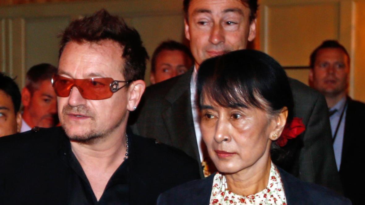 Bono a Su Ťij