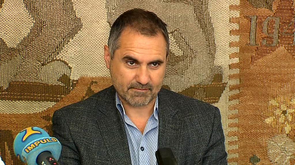 Zastupitel a zpěvák Jan Kalousek (ODS)