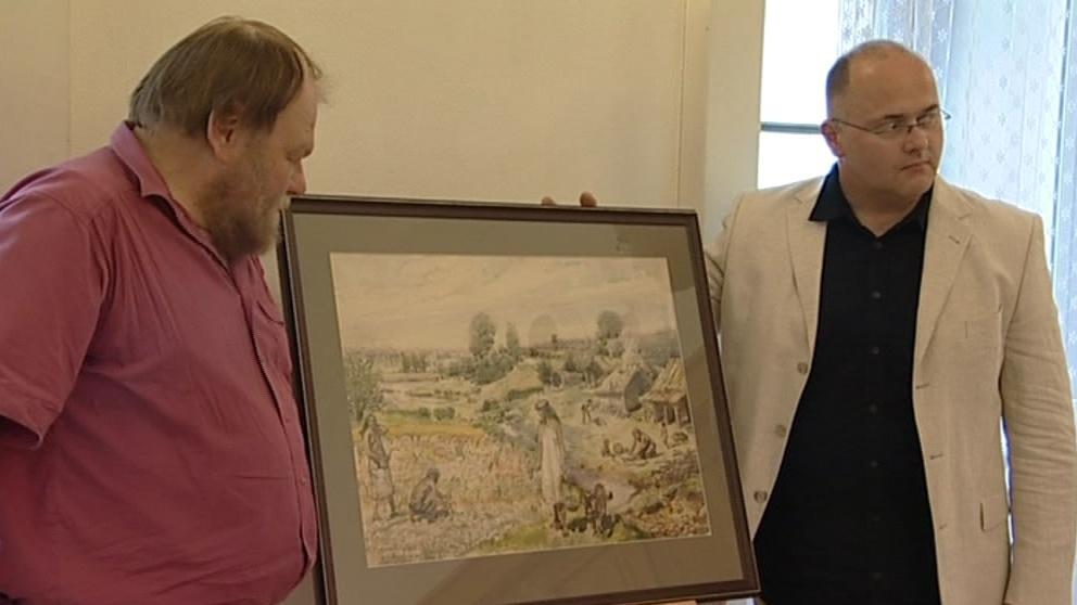 Pracovníci Moravského zemského muzea představili unikátní skicu