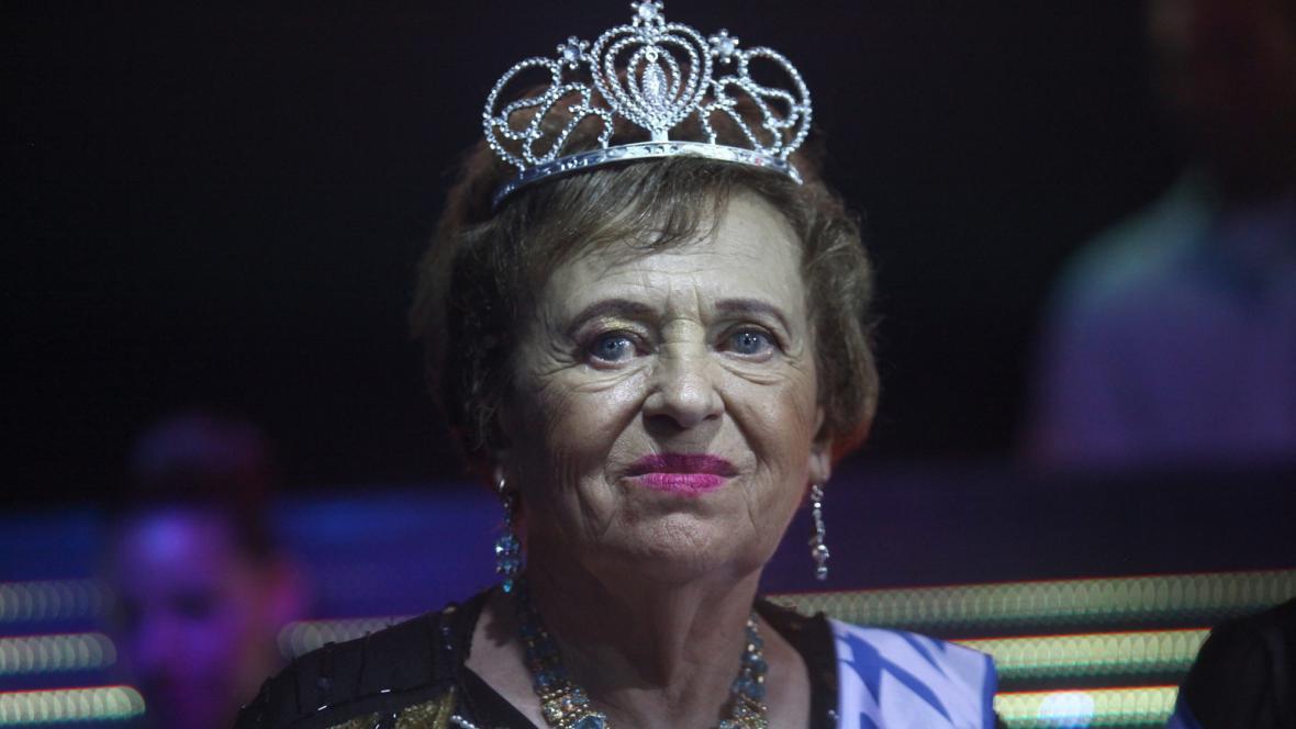 Královna krásy Hava Hershkovitzová