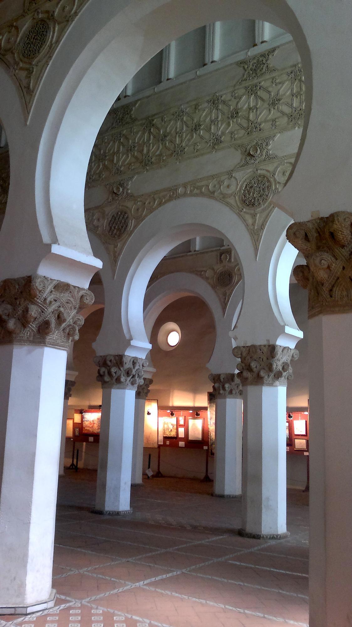 Synagoga Santa María la Blanca