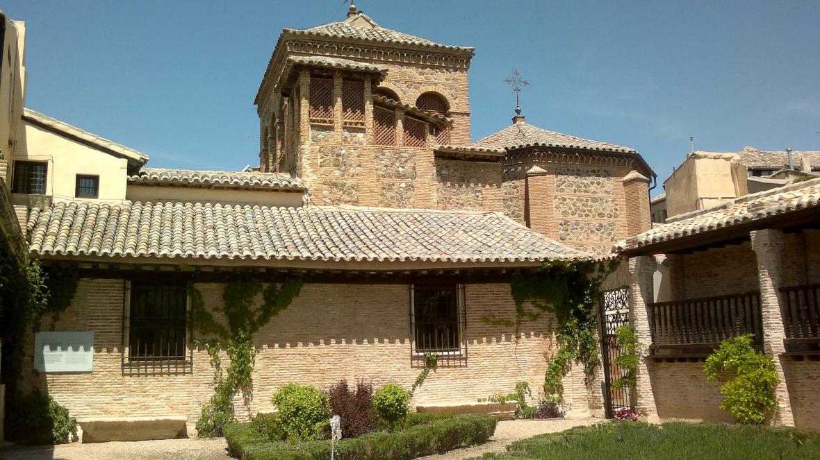 Domnělý dům malíře El Greca