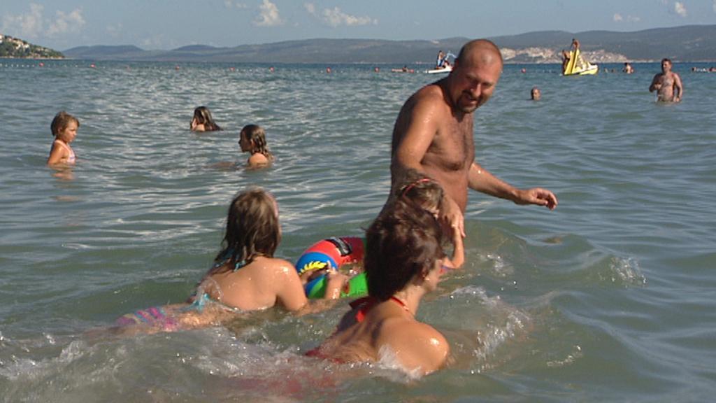 Češi v Chorvatsku