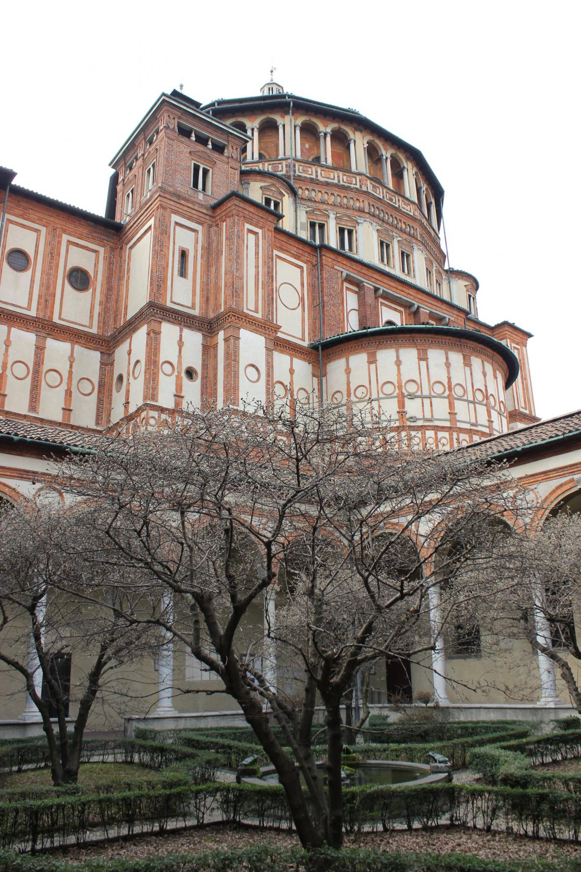 Klášter Santa Maria delle Grazie
