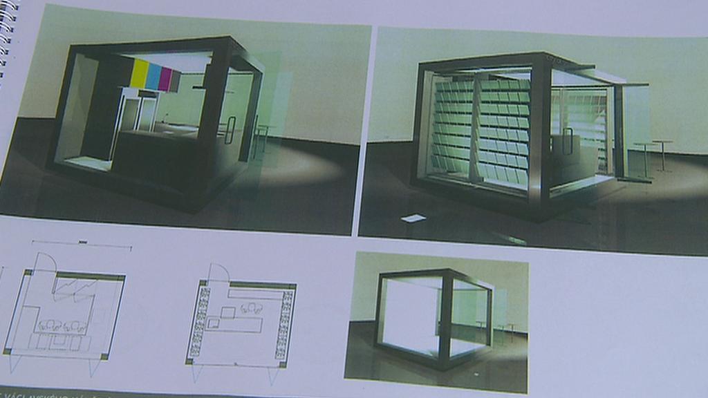 Návrh designového inventáře na Václavském náměstí