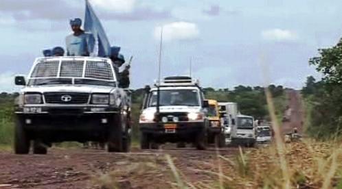 Mise OSN v Kongu
