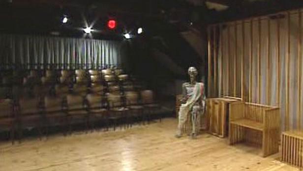 Interiér Divadla Kolowrat