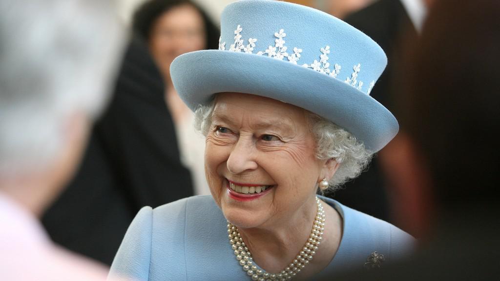 Královna Alžběta II. v Severním Irsku