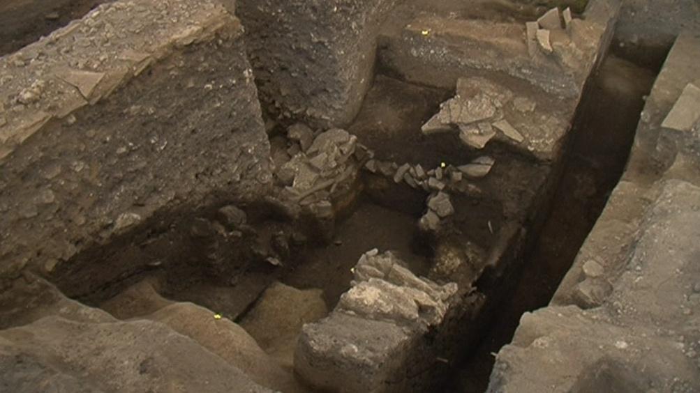 Velkomoravské hroby byly značně poničené