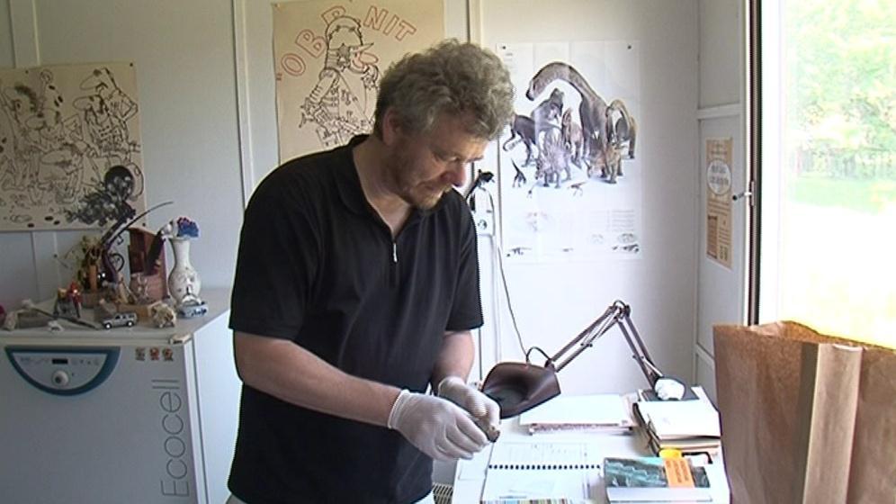 Komu kosti patřily, pomůže určit antropolog Petr Velemínský