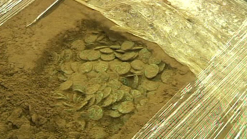 Mince z doby železné