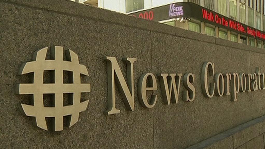 Sídlo mediální skupiny News Corp.