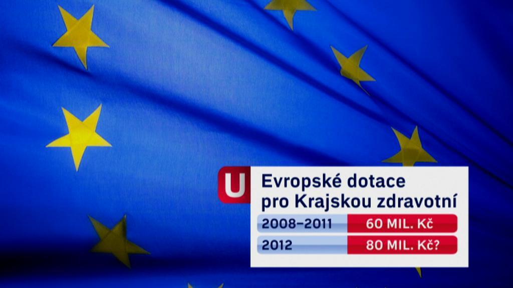 Evropské dotace pro Krajskou zdravotní