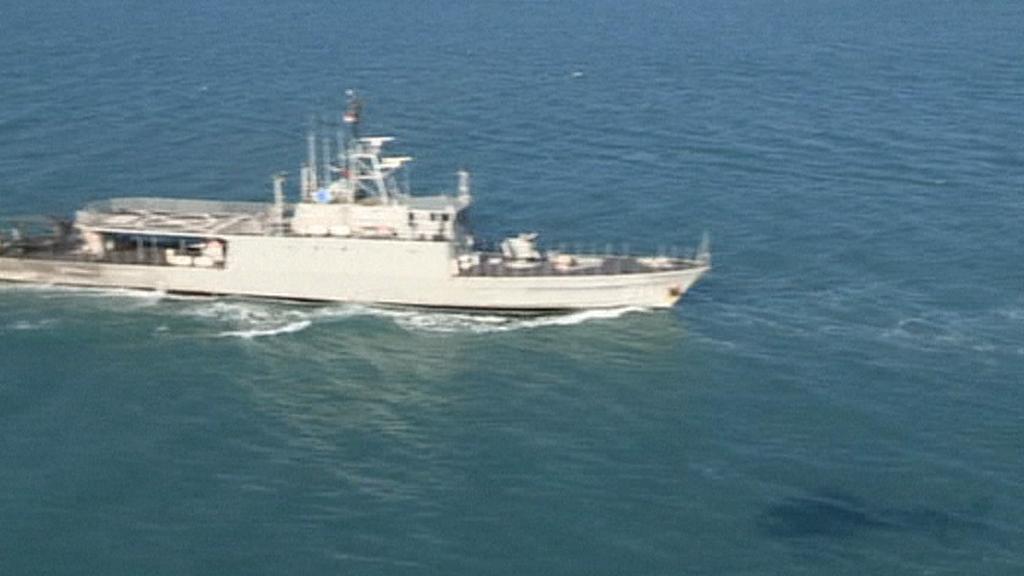 Loď záchranářů