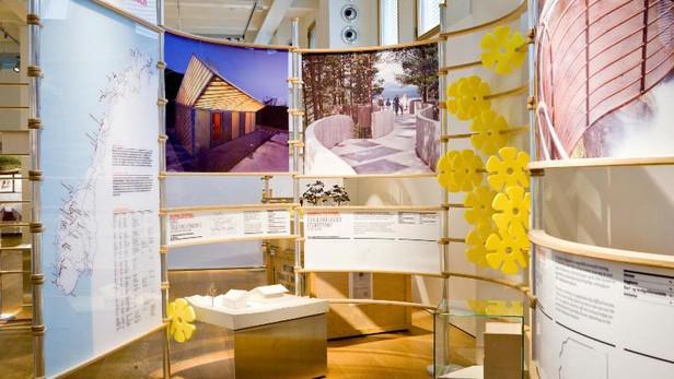 Prezentace norské architektury
