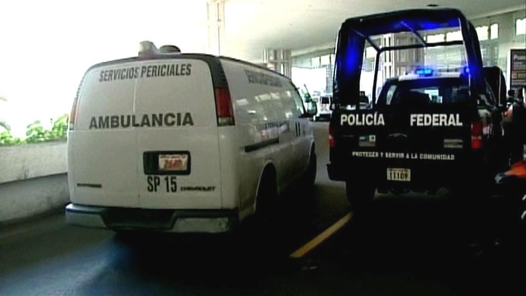 V Mexico City se střílelo